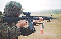 Marines Combat Marksmanship Program