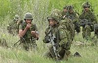 Canada Gets Low for High Value Target Training