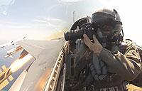 Protecting American Airspace: F-16 Fighting Falcons