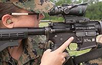 Marines: Papa and Delta Company Firing Week