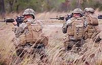 U.S. Marines School of Infantry: Camp Lejeune