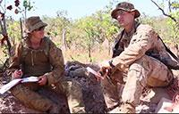 25th Infantry Division Soldiers Take on the Outback
