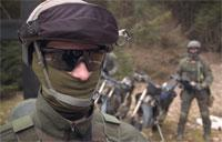 Lithuanian Special Operation Forces on Motorbikes