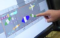 Deployable Ship Integration Multitouch System (DSIMS)