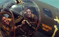 Color Footage of Memphis Belle During WWII