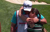 Golfer Rickie Fowler Helps Reunite Military Dad With Family