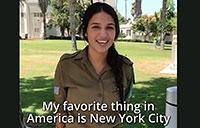 What Israeli Soldiers Love About the USA
