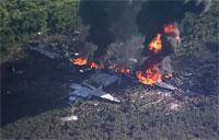 KC-130 Hercules Crash in Mississippi