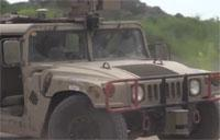 The IDF's Unmanned Hummer