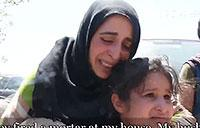 Syrian Civilians Speak of Atrocities Committed by ISIS