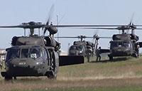 Black Hawks at Fort McCoy