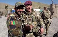 British Troops to Train Afghan Army for 'As Long as it Takes'