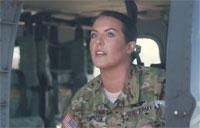 Paratrooper For Life: Crew Chief Spc. Bayley Deputy