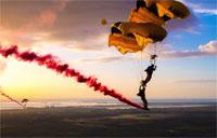 Army Golden Knights: ACC 2017