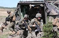 Marine Infantry & Mechanized Support Ops