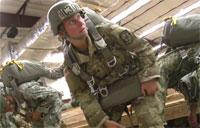Fourth Generation Paratrooper to Graduate Airborne School