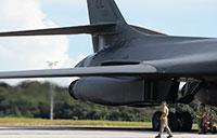 The B-1B 'Bone' Lancers of Guam Make North Korea Back Down