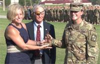 Army Graduates First 4th Generation Paratrooper