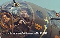 B-17F Memphis Belle Exhibit Commercial