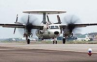 E-2D Advanced Hawkeye: Airborne Early Warning Aircraft