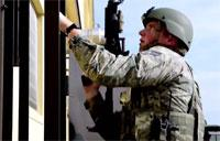Security Forces Train at Whiteman AFB