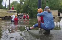 Hurricane Harvey Texas National Guard Rescue Operations