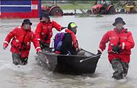 Coast Guard Flood Boats Rescue Over 2,800 People