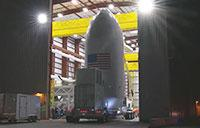 X-37B Orbital Test Vehicle: Movement To Prep For Launch