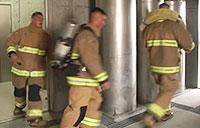Marines Honor Fallen 9/11 Emergency Responders With Stair Climb