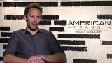 'American Assassin' - Taylor Kitsch Interview