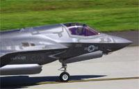 F-35B Show of Force in Response to North Korea Missile Launch