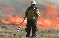 Oregon National Guard Trains to Fight Wildfires