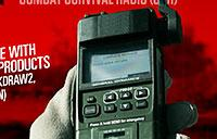 HOOK3 Combat Survival Radio