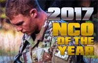 2017 NCO of the Year