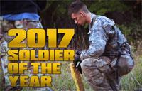 2017 Soldier of the Year