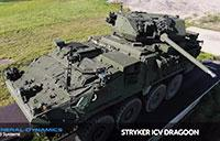AUSA 2017: General Dynamics Stryker 30mm Cannon