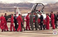 Thunderbirds Air Show Exchange