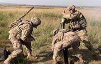 Army's Mortarmen Bring Firepower to the Infantry