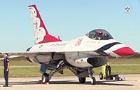 Thunderbirds Day in the Life: TSgt Jason Festog
