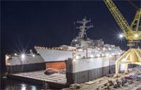 The Future USS Delbert D. Black (DDG 119)