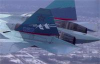 Russia's Stealth Fighter Makes First Flight with New Engine