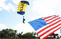 U.S. Navy Parachute Team 2017 Highlight Video