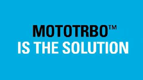 Does MOTOTRBO Have Applications Beyond Voice?
