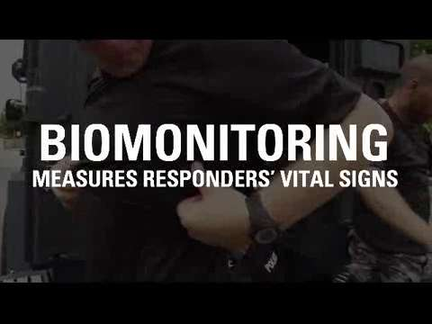 APX Applications: Zephyr Biomonitoring for Law Enforcement