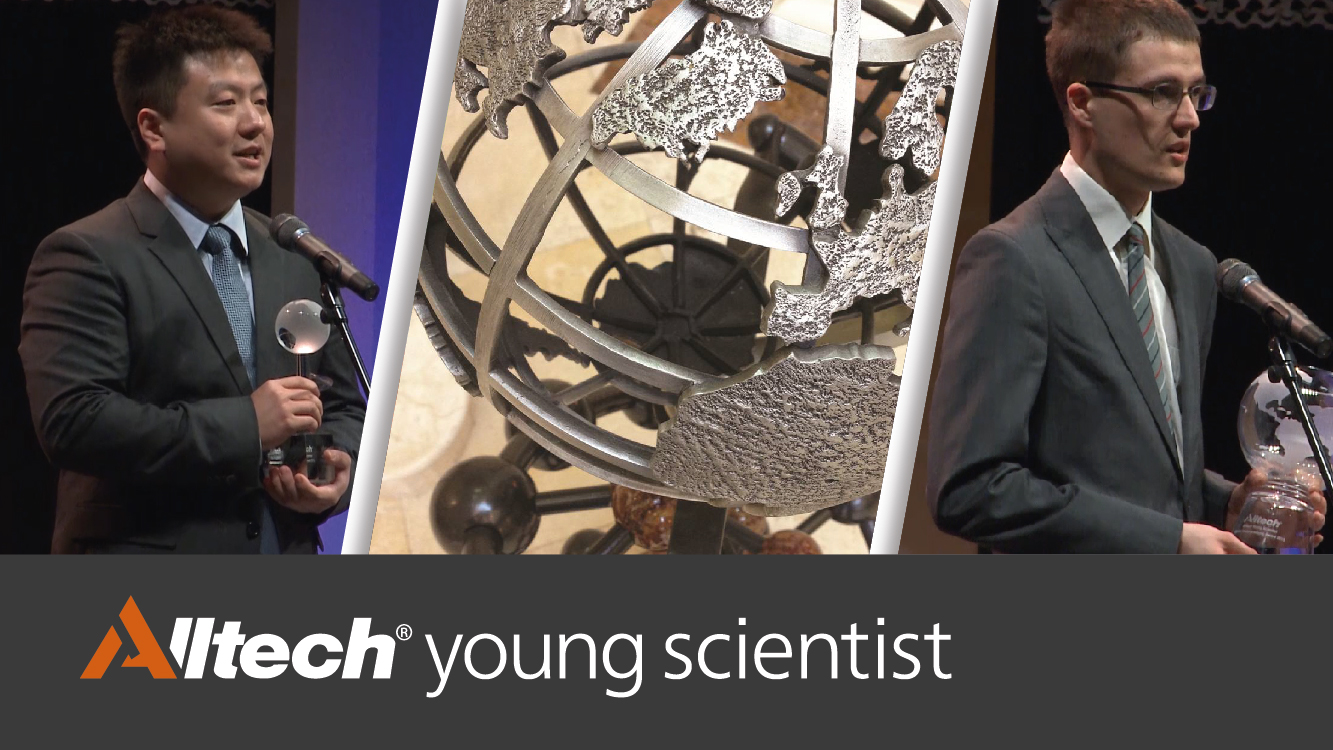Alltech Young Scientist - Highlights 2015