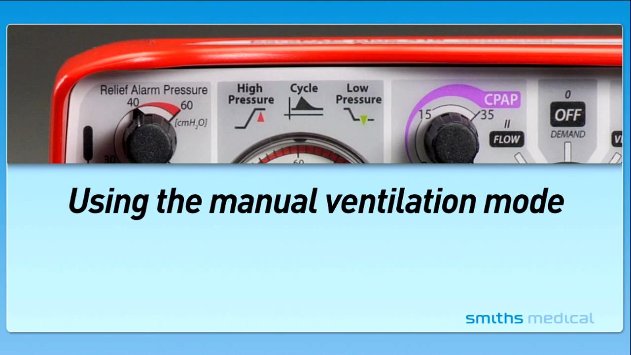 patient ventilation quick set up part 3 english smiths medical rh videos smiths medical com