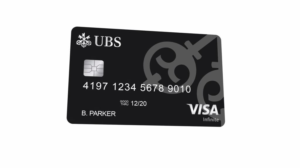 UBS credit and debit cards | UBS United States
