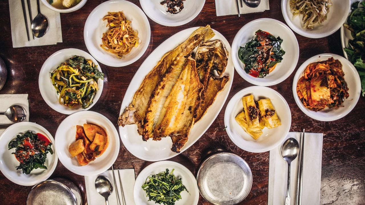 Banchan: The Story of the Korean Side Dish | KCET