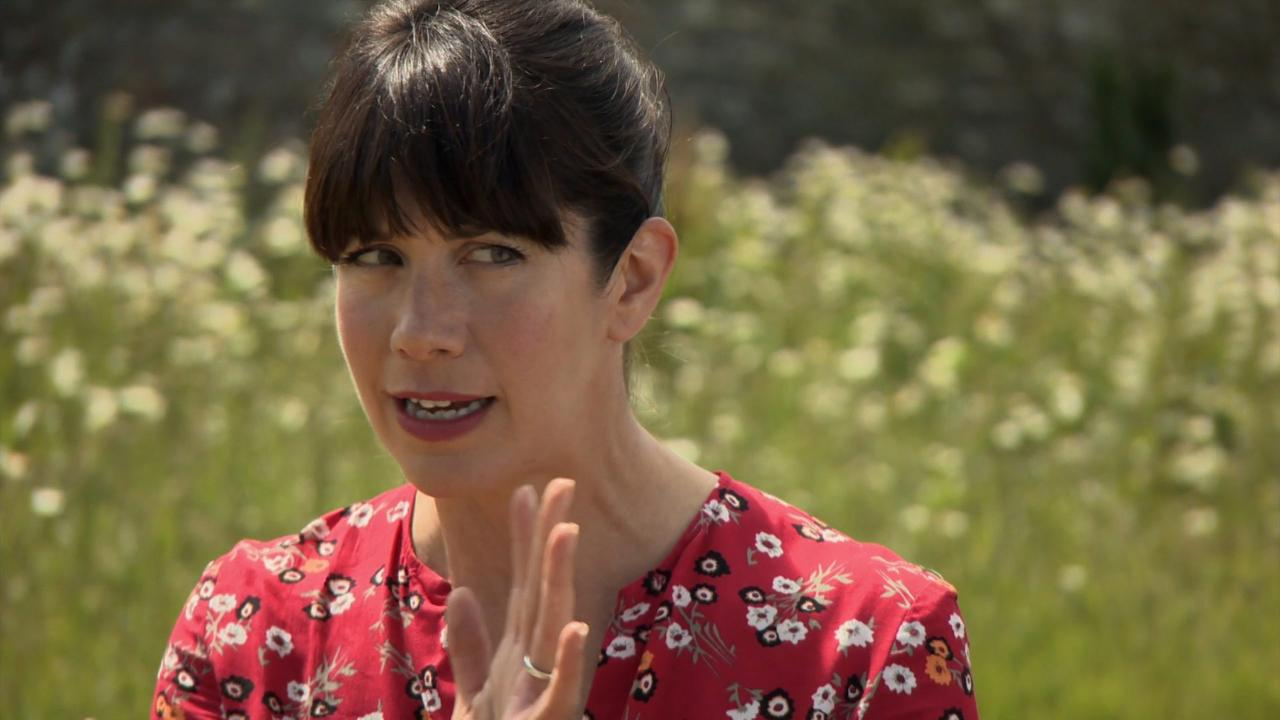 Catherine Catz caroline catz on her time in port isaac, what's next for