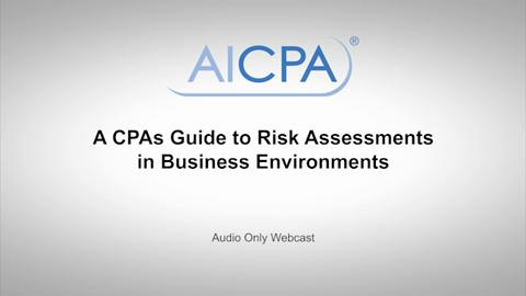 A CPAs Guide to Risk Assessments in Business Environments